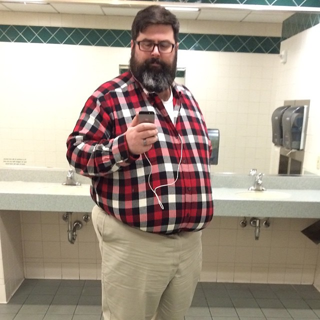 Lumbersexual outfit for the workday. | Michael Edwards ...