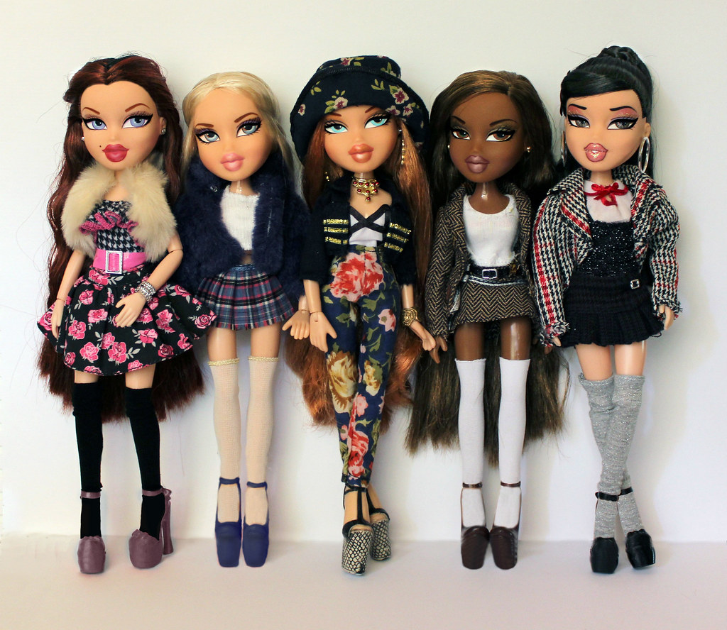 The Bratz Are Ready For School I 39 Ve Wanted To Create An I Flickr