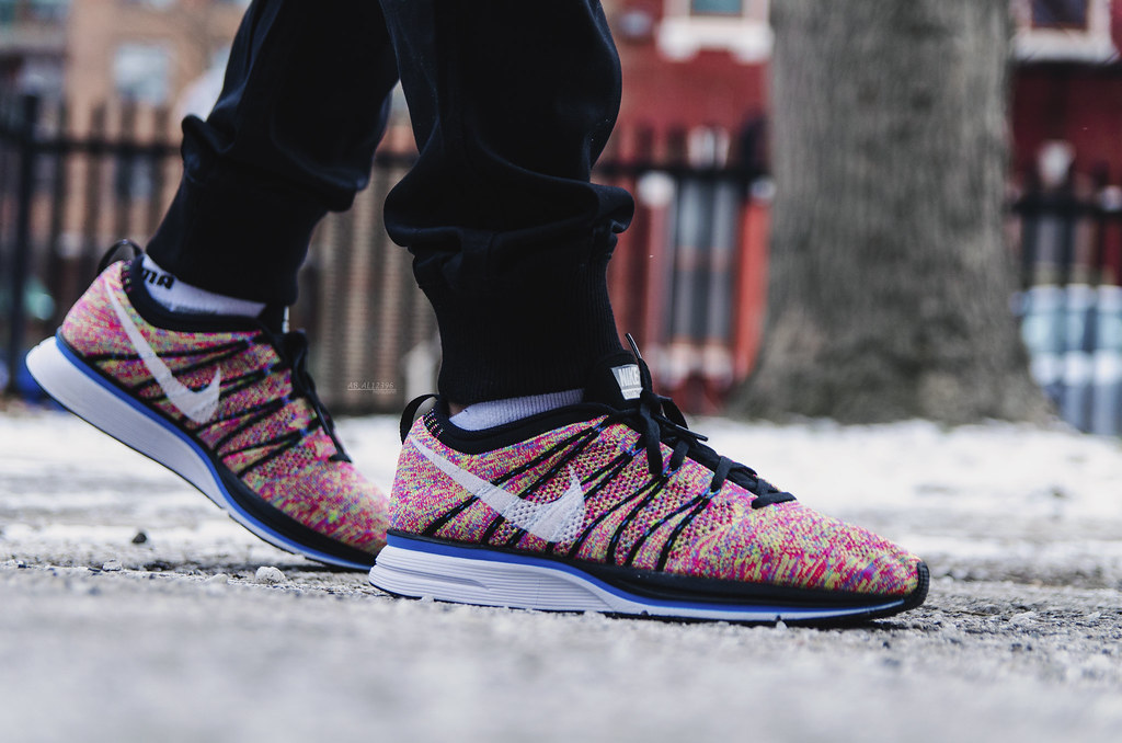 Flyknit Trainer Multicolor