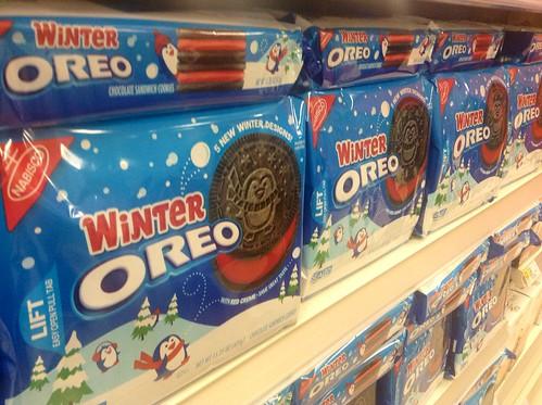 Winter Oreo review