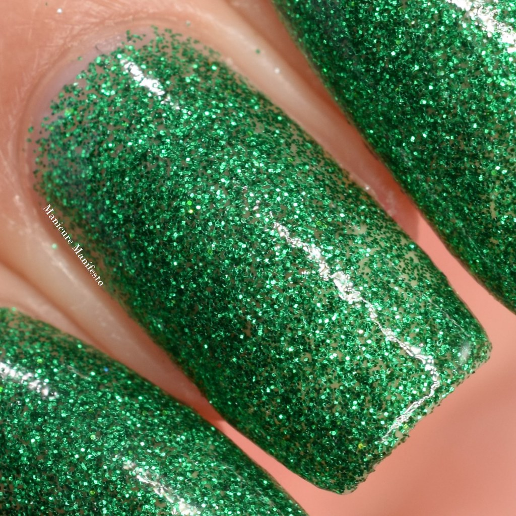Lucky 13 Lacquer Infinity Stones collection swatch