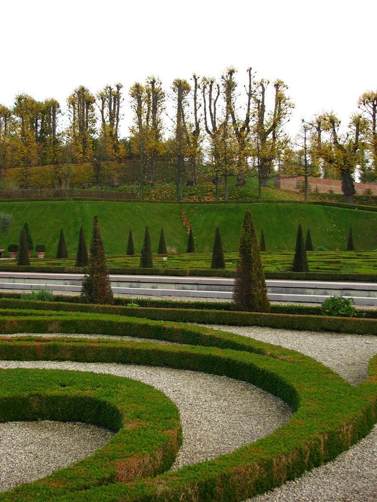 El jard n barroco del castillo de frederiksborg dinamarca for Jardines barrocos