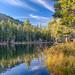 Floating Island Lake