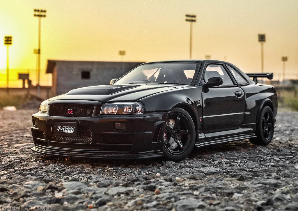 Nismo Nissan Gtr R34 Z Tune One Of The Very Best Jdms