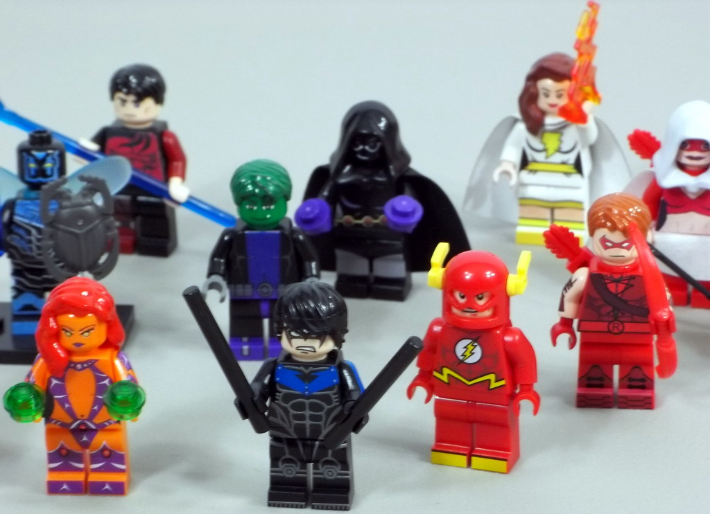 Related Keywords  Suggestions For Lego Teen Titans-1220