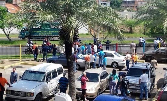 Colectivos oficialistas de Ciudad Guayana confirman alianza con cuerpos de seguridad