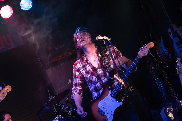 O.E. Gallagher live at Crawdaddy Club, Tokyo, 18 Jun 2016 -00355