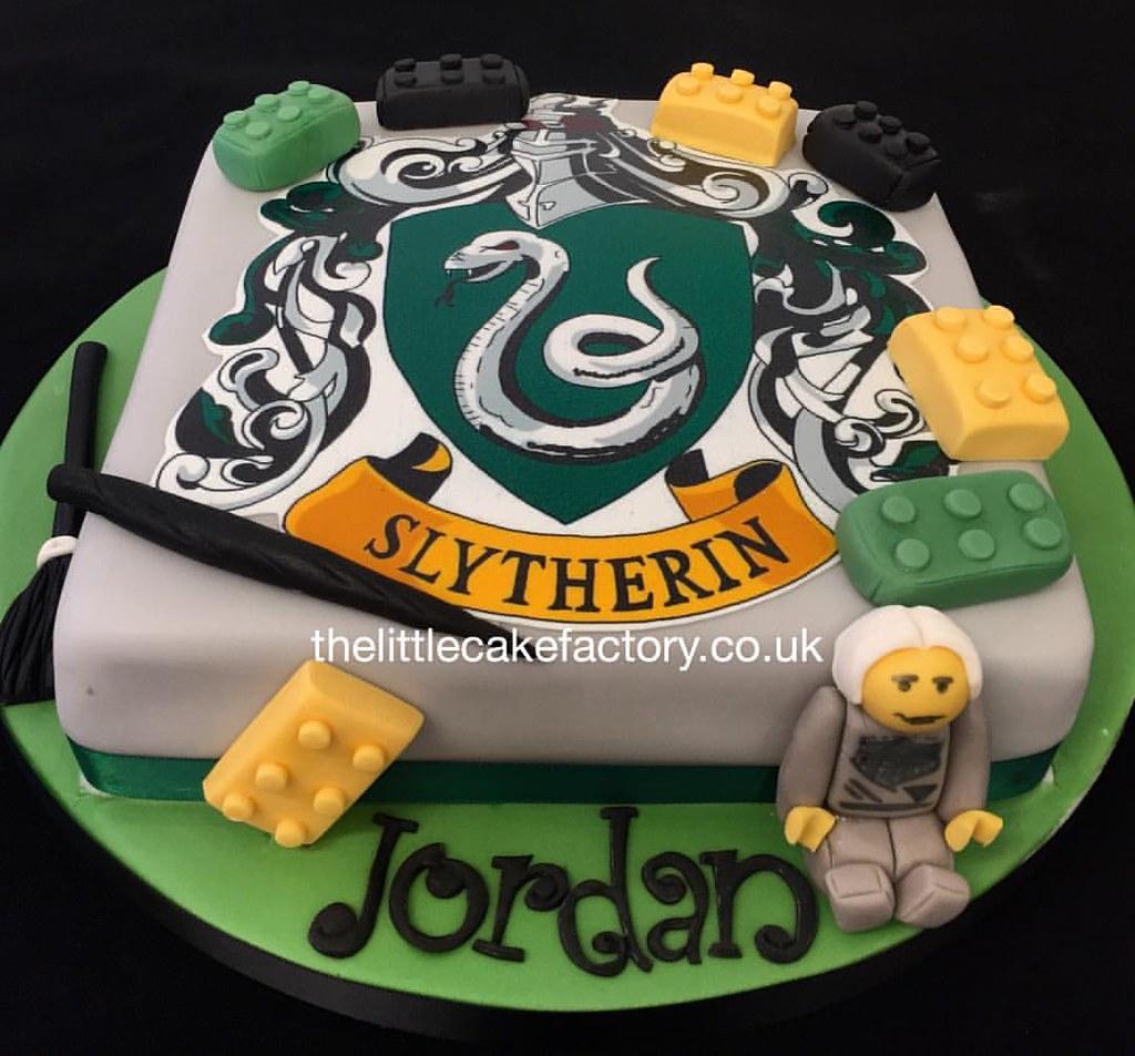 Slytherin Cake Delivery