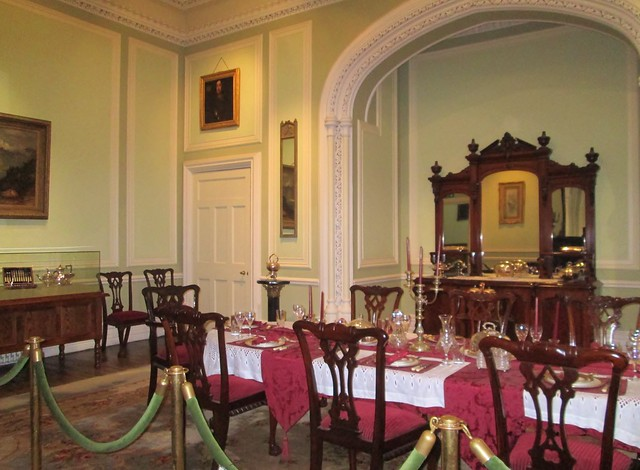 Kylemore Abbey Dining Room 2