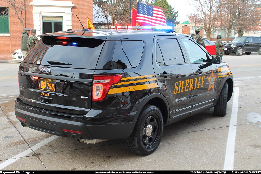 Summit County Sheriff Ford Explorer Raymond Wambsgans