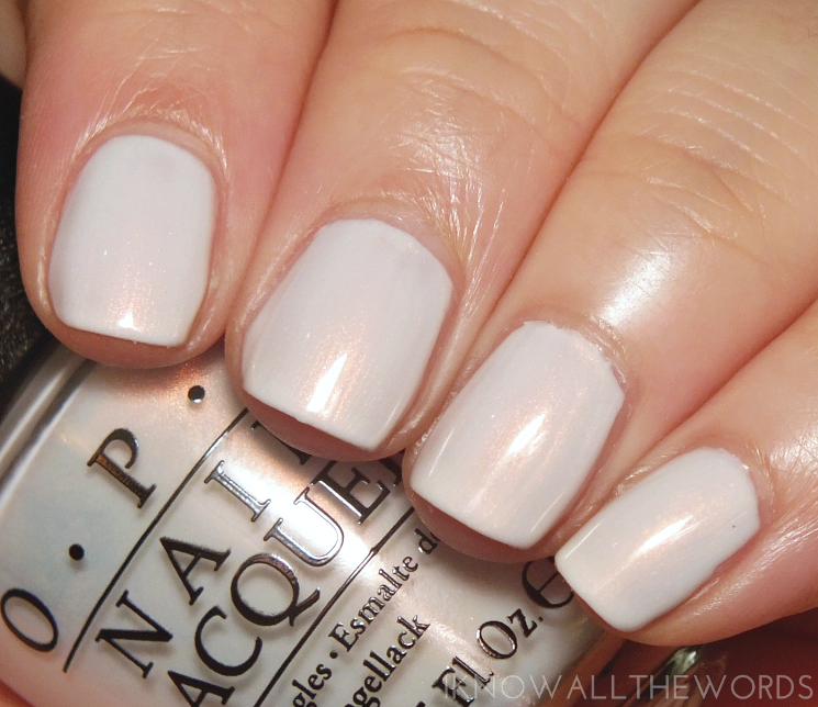 OPI oh my majesty! (1)