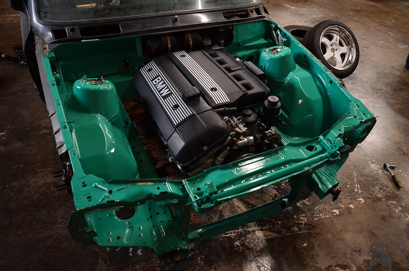 Chase Bays M54B30 E30 Build - R3VLimited Forums