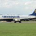 EI-DWE Boeing 737-8AS Ryanair Luton