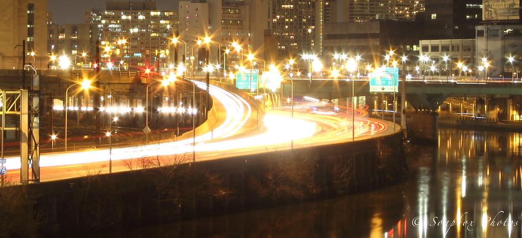 The Schuylkill Expressway