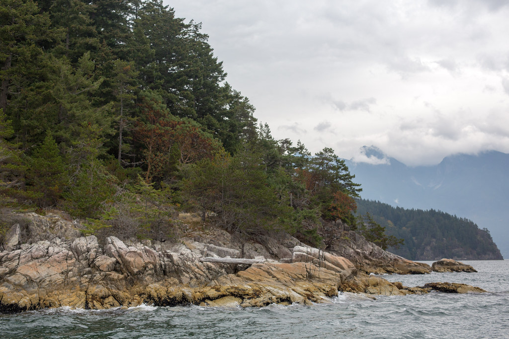 Gambier Island For Sale