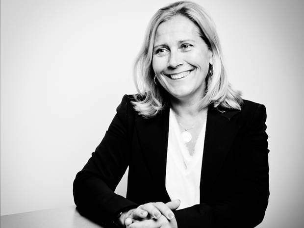 Veronique Laury, chief executive of Kingfisher