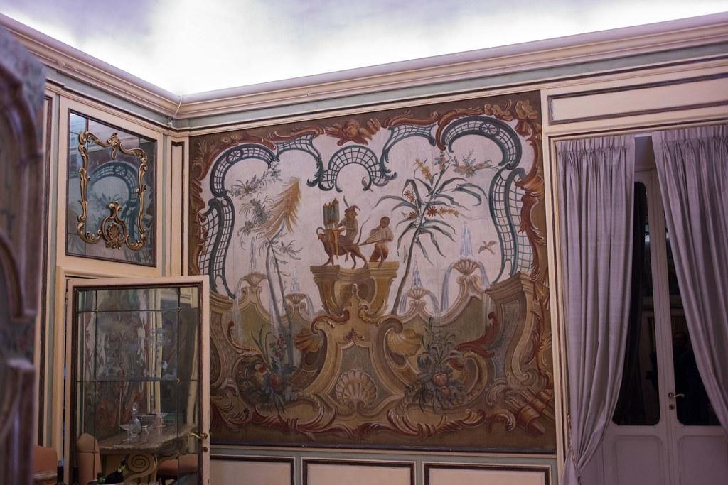 Da Villa Spada A San Luca