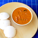Tomato kurma for Idli,dosa and Idiyappam