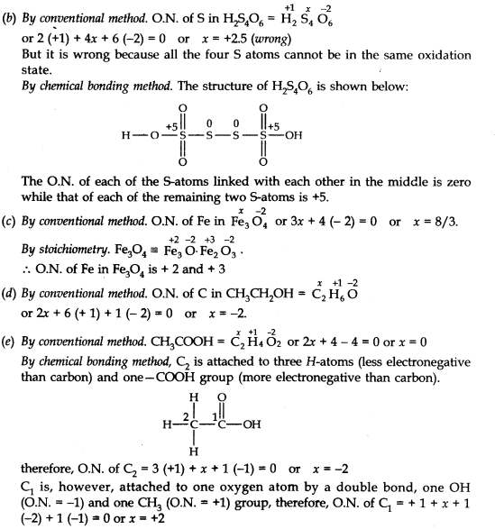 NCERT Solutions Class 11 Chemistry Chapter 8 – Download PDF
