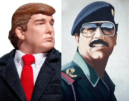 Trump Role Model: Saddam Hussein