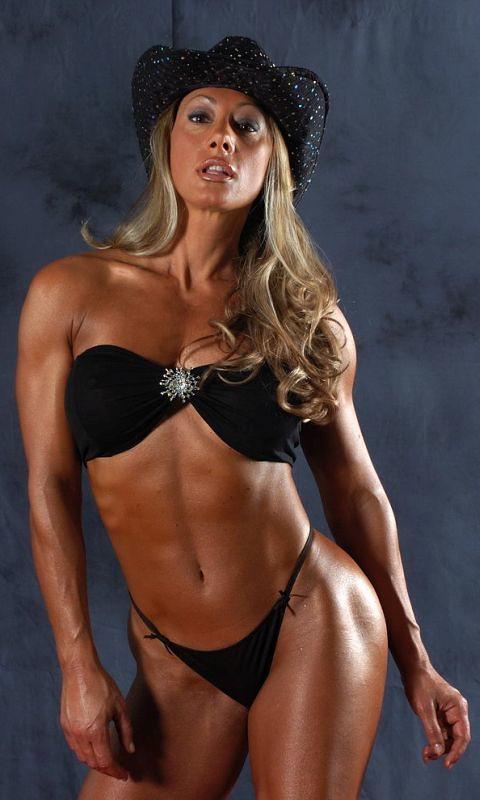 Italian IFBB professional Cristiana Casoni   fitness