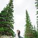 Melissa & Troy - Moraine Lake