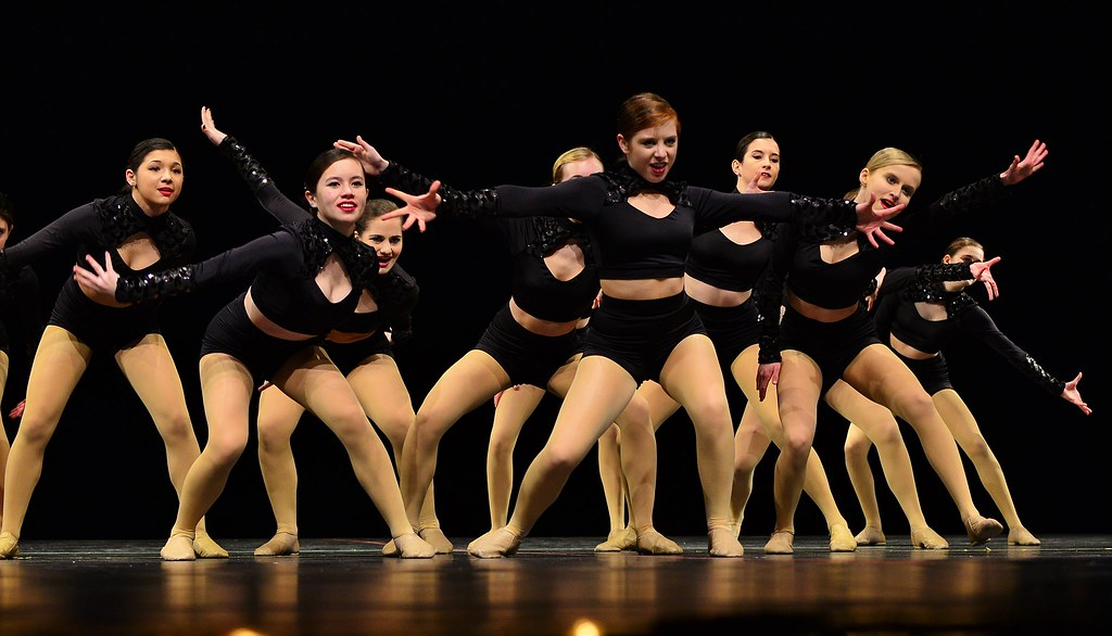 USC Dance Team, part 3   R.A. Killmer   Flickr