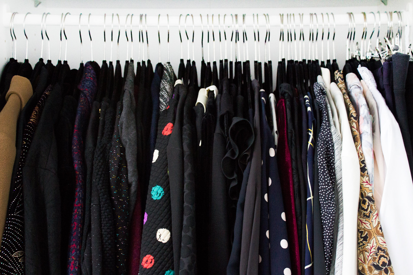 5 Lessons Learned From Creating A Minimal Wardrobe