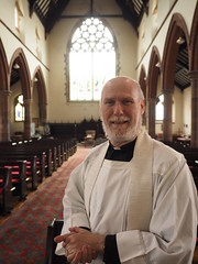 Photo Revd. Jack Knill-Jones