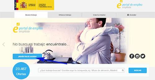 AionSur: Noticias de Sevilla, sus Comarcas y Andalucía 26810347805_06b9885330 Nuevo Portal de Empleo del Ministerio Formación y Empleo