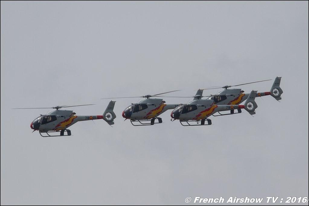 Patrulla ASPA , Patrouille EC 120 ASPA , Meeting de l'air BA-125 Istres 2016 , Meeting Aerien 2016