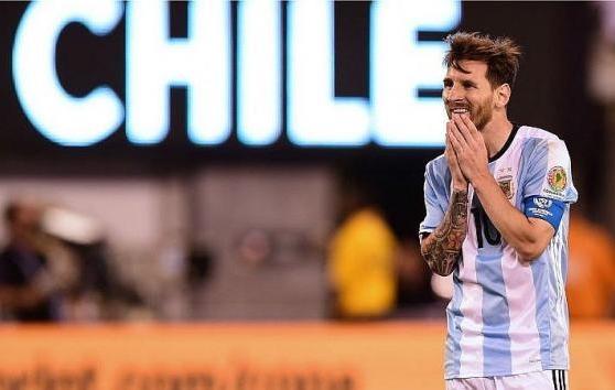 Messi deja la selección argentina: