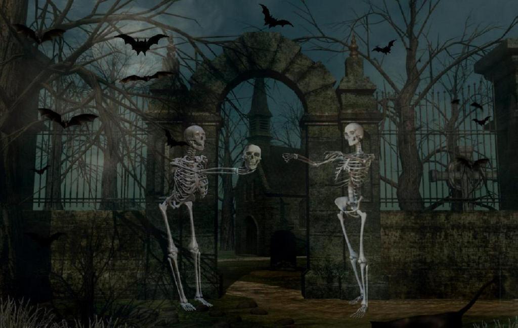 Background Of Halloween 1 Kim St 248 Vring Flickr
