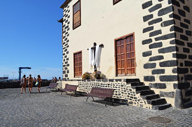 Fiesta de las Cruces, Puerto de la Cruz, Tenerife