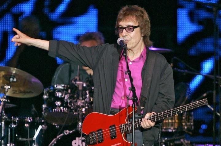 Antiguo bajista de los Rolling Stones padece cáncer de prostata