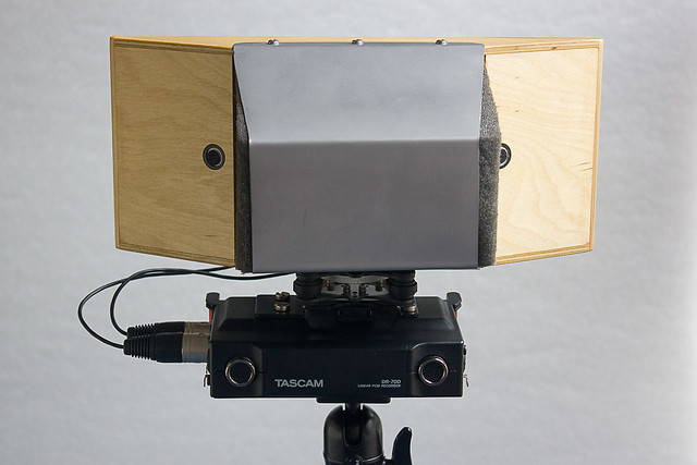 Self Contained Stereo Recording - Front