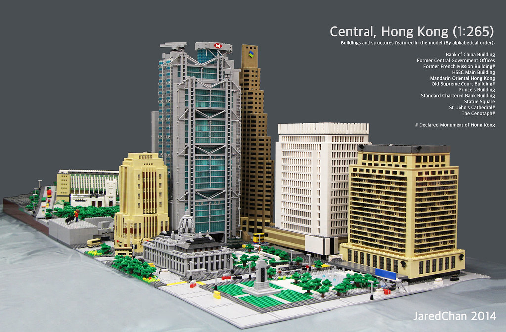 Central, Hong Kong (1:265) - Jared Chan