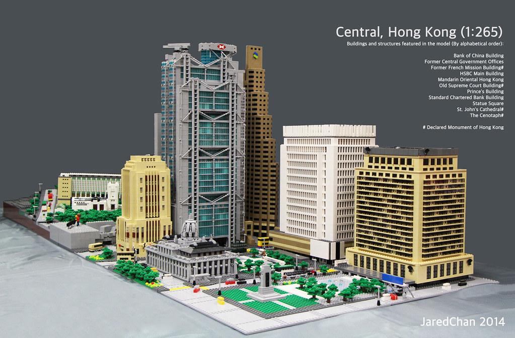 Central, Hong Kong (1:265) - Jared Chan