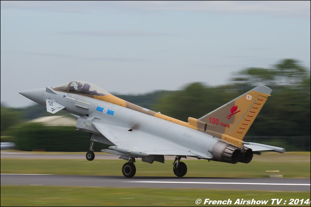 eurofighter , RIAT , Fairford , Royal International Air Tattoo 2014 , Meeting Aerien Air Tattoo , Meeting Aerien 2014