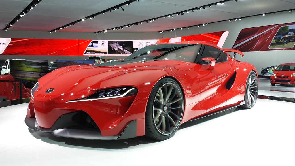 Toyota Ft 1 Concept Www Pinterest Com Pin