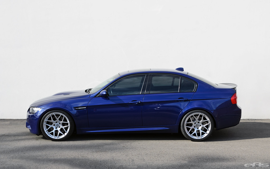 interlagos blue bmw e90 m3 hre ff01 wheels 04 european. Black Bedroom Furniture Sets. Home Design Ideas