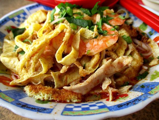 Wang Full Kuching laksa 2