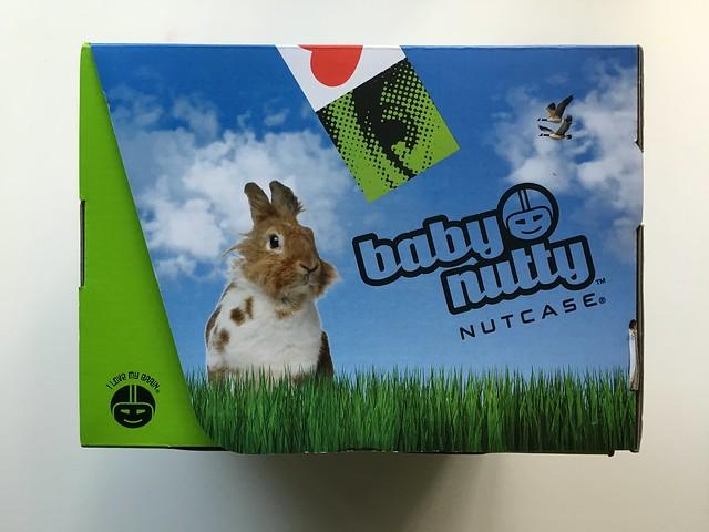 兔子好可愛XD@美國Nutcase彩繪安全帽寶寶系列