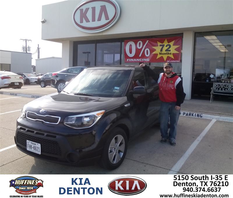 Congratulations To Mark Beatty On Your Kia Soul Purchase