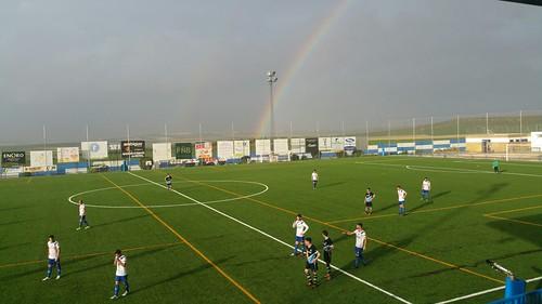 AionSur 26847071781_672bdd4282_d Goleada para recuperar la segunda plaza Deportes Fútbol
