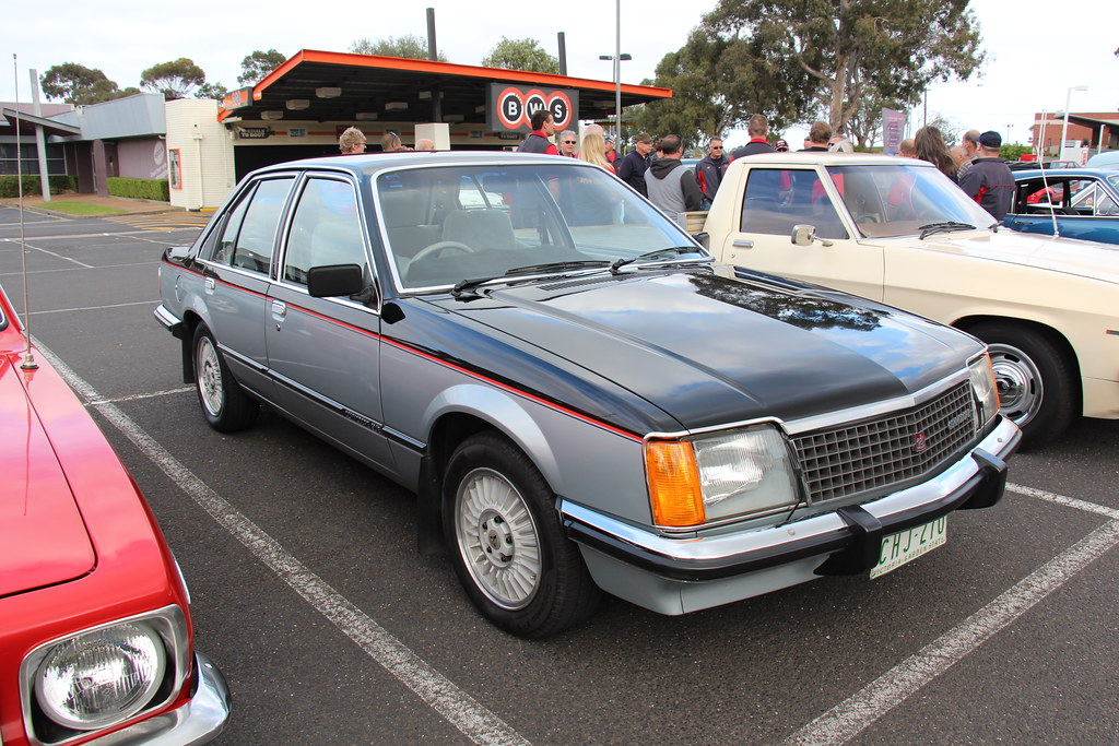 1980 holden vc commodore sle sedan the vc commodore was