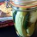 Pickled Armenian cucumbers