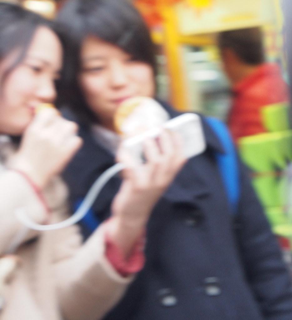 淺草雷門街头 Streets of Asakusa