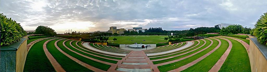 Infosys Mahindra City Cricket Ground Simply Cvr Flickr