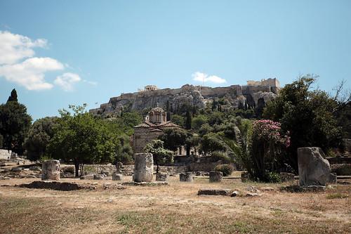 Antica Agorà di Atene